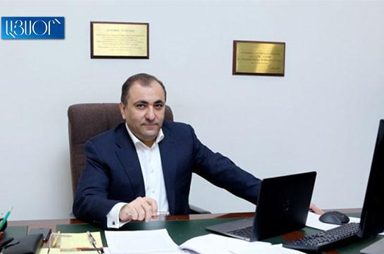 Ara Saghatelyan - Our team has always been harmonious with Kocharyan's team in fight with this evil