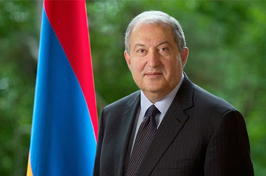 Judicial Code contradicts the Constitution, Armenia's President Armen Sarkissian applies to CC