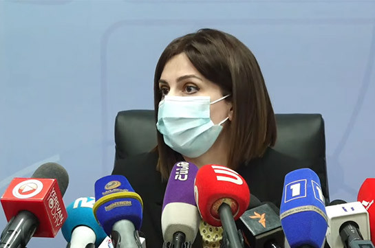 Armenia to acquire U.S. and Chinese Covid-19 vaccines – minister