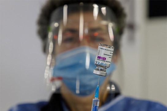 Армения не будет вакцинировать препаратом AstraZeneca лиц, моложе 55 лет
