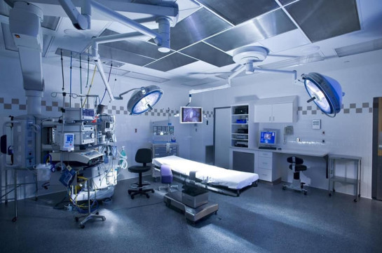 Soldier's Home to have best operating room in Armenia