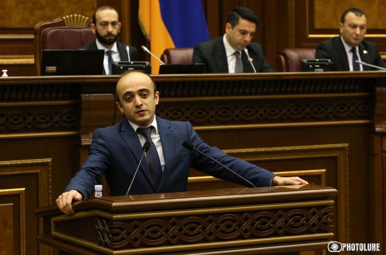 Тарон Симонян: Все военно-политическое руководство Азербайджана – военные преступники