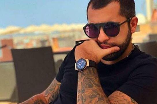 Племянник бывшего президента Армении Сержа Саргсяна Нарек Саргсян вновь арестован