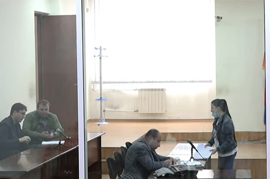 Armenia's second president waits for Covid-19 test result, court hearing delayed till May