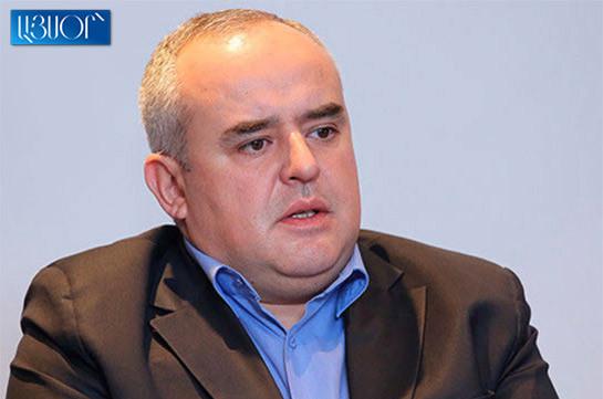 Против следователя ССС возбуждено уголовное дело по факту оскорбления судьи Александра Азаряна – Тигран Атанесян