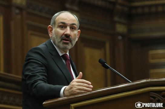 International community set issue before the Armenian side to make more concessions to bring Azerbaijan to constructive field – Pashinyan