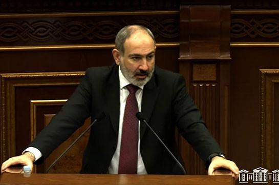 Именно в период Роберта Кочаряна Азербайджану дали не только надежду, что достигнет своей цели, но гарантию – Никол Пашинян