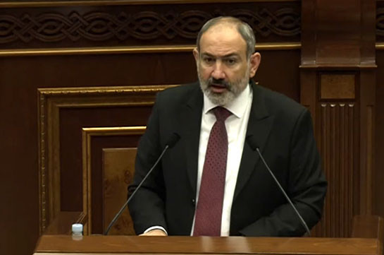Attack on Armenia means attack on Russia – Armenia's PM