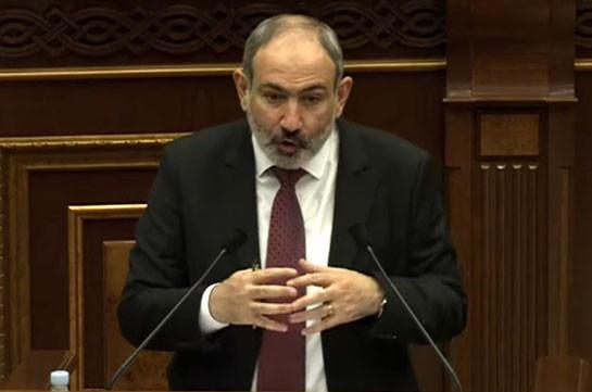 Деоккупация Нагорно-Карабахской автономной области должна стать предметом политических переговоров – Пашинян
