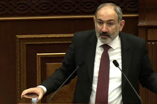 Azerbaijan tries to torpedo process of unblocking regional transport communications – Armenia's PM
