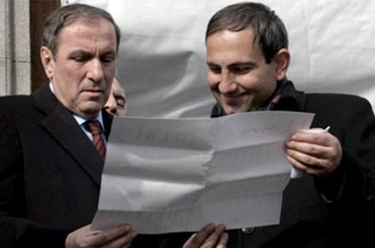 «Հողերն արդեն պետք է տաս». վարչապետն իր ու ՀՀ առաջին նախագահի հանդիպումից գաղտնիք բացահայտեց