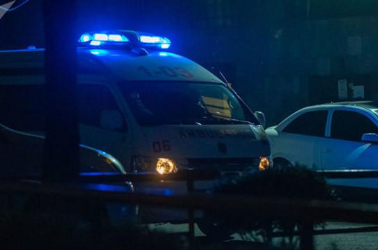 Արամուսում վարորդը ոչ սթափ վիճակում վրաերթի է ենթարկել ՀՀ ՊՆ 6 ծառայողի ու դիմել փախուստի. 2-ը տեղում մահացել է, 4-ը՝ տեղափոխվել հիվանդանոց