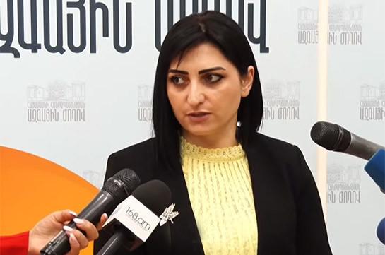 Агрессия премьер-министра была адресована депутатам фракции «Мой шаг», они опасаются, что еще кто-то решил выйти из фракции – Тагуи Товмасян