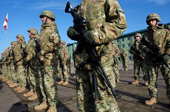 Վրաստանը դուրս կբերի իր զորքերն Աֆղանստանից