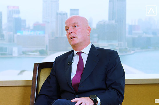 Ֆիլիպ Լինչ. Ես շատ լավատեսորեն եմ տրամադրված և կարծում եմ, որ ականատես կլինենք տնտեսության վերականգնմանը, ինչն էլ կարտացոլվի ֆինանսական շուկաներում (Տեսանյութ)