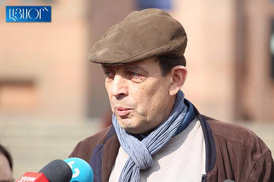 Мы имеем дело с окончательным разгромом судебной власти – правозащитник утверждает, что дело Рубена Вардазаряна «сфабриковано»