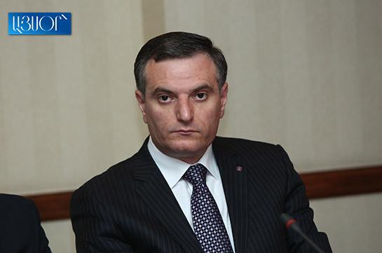 Сданы 75 % Арцаха, единственной причиной невыполнения остальных  25% является Россия – Артак Закарян