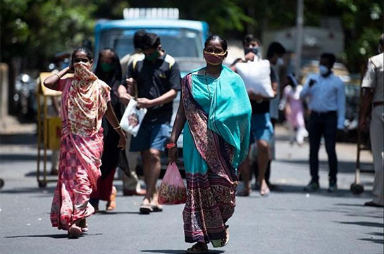 Number of coronavirus cases in India rises by record 217,353 cases