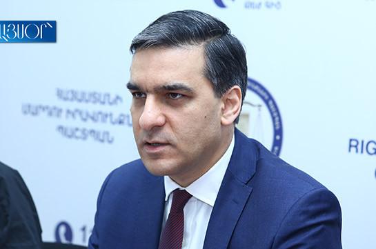 Омбудсмен Армении обратился в правоохранительные органы в связи с противоправным поведением некоторых должностных лиц