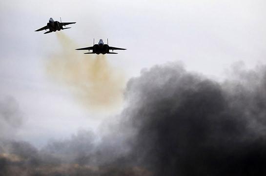 Израильская армия нанесла удары по объектам ХАМАС