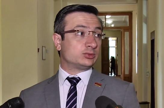 Они хотят, чтобы был только Никол Пашинян, который будет диктовать всем: «иди туда, иди сюда!» – Геворк Горгисян