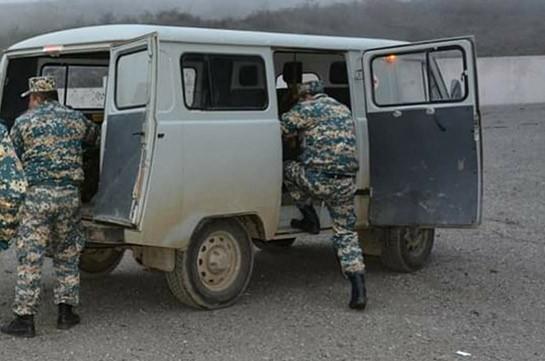 Զինծառայողների աճյունների որոնողական աշխատանքներն այսօր շարունակվում են Հադրութում