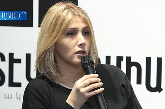 Недопустимо использовать детей в качестве инструмента для достижения политических целей – Элинар Варданян