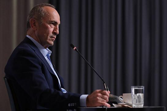 Opening border with Turkey to harm Armenia's agriculture – Robert Kocharyan