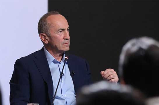 Kocharyan bloc to be most influential in parliament if electoral campaign is organized right – expert