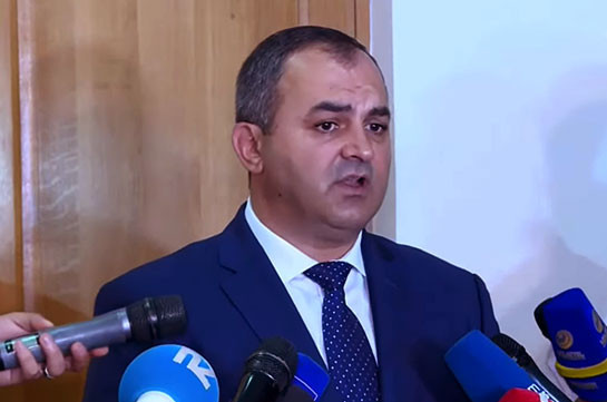 Legal assessment to be given to all deeds of Armenian military-political leadership during the war - Prosecutor General