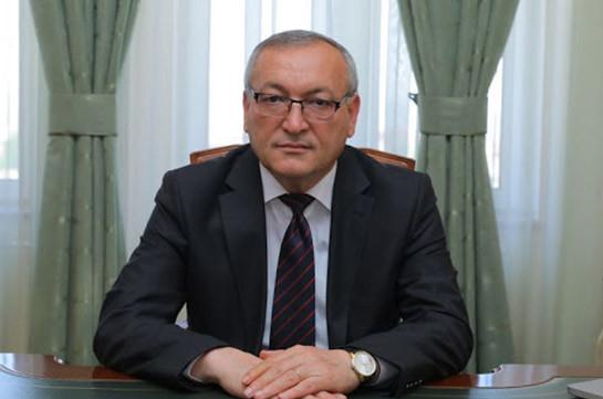 В злополучном заявлении от 10 ноября нет пункта о переходе Степанакерта под контроль азербайджанской армии – Товмасян