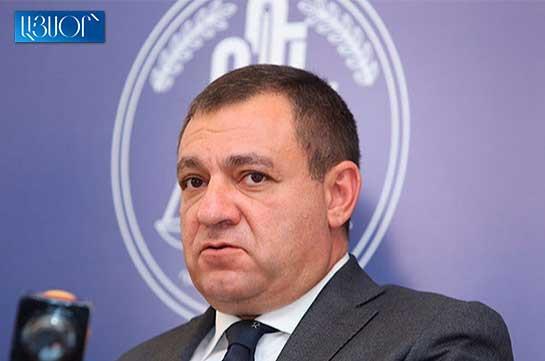 Рубен Вардазарян обратился в суд