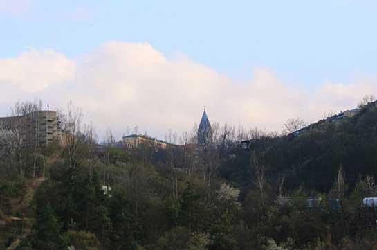 Մայիսի 9-ին ընդառաջ թուրքը հանեց Ղազանչեցոց Ամենափրկիչ եկեղեցու գմբեթները