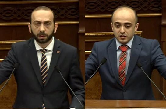 Доклад следственной комиссии по изучению обстоятельств Апрельской войны 2016 года будет обсужден на закрытом заседании парламента