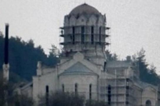Азербайджан предпринимает действия в отношении Кафедрального Собора Шуши без консультаций с Армянской Апостольской церковью – МИД Армении