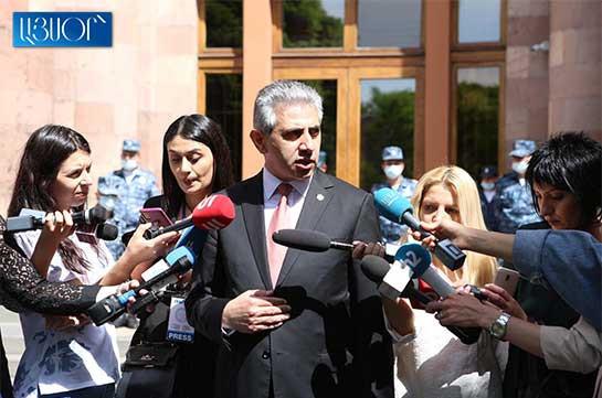 Никол Пашинян пришел к преступному согласию с Гагиком Царукяном и Эдмоном Марукяном – Эдгар Казарян