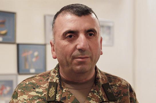 Կարեն Աբրահամյանն ազատվել է ԳՇ օպերատիվ գլխավոր վարչության պետի պաշտոնից