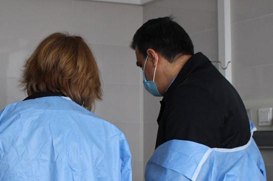 ՄԻՊ ներկայացուցիչներն այցելել են Ադրբեջանից երեկ վերադարձած գերիներին