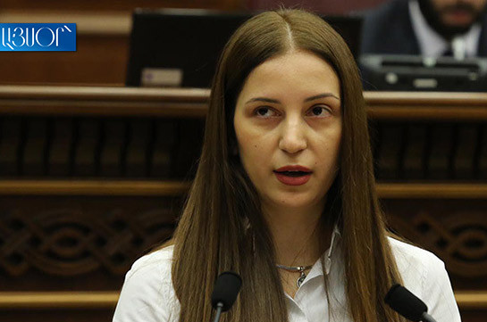 Independent deputy Anna Grigoryan to participate in snap elections with Reviving Armenia party