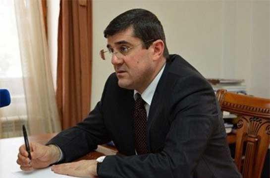 Жирайр Мирзоян назначен министром юстиции Арцаха