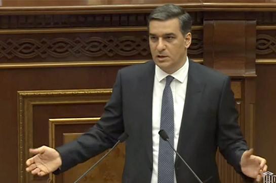 Участились случаи необоснованного отказа в предоставлении информацию журналистам – Арман Татоян