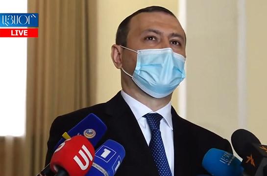 Встреча трех бывших президентов Армении преследовала политические цели – Армен Григорян