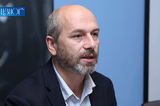 Вопли актера-безумца и наши действия – Гегам Назарян
