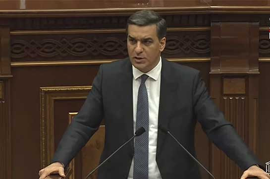 Вы хоть раз были на участке Горис – Шурнух или Капан-Чакатен? Омбудсмен Армении ответил депутату фракции «Мой шаг»