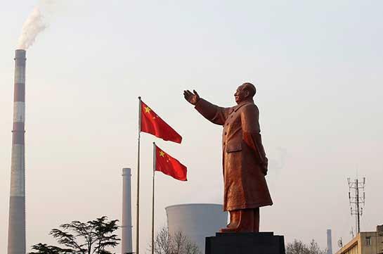 Չինաստանի վերանորոգման գործարանում հզոր պայթյուն է որոտացել