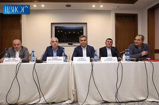 Political populism dangerous, destructive for Armenia - NSS ex-official