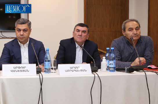 Можно попросить Россию, чтобы стала посредником в вопросе уточнения границ с Азербайджаном – бывший командующий погранвойсками СНБ Армении