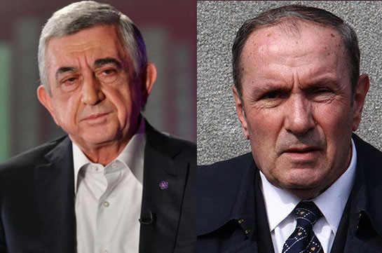 Armenia's third president declines first president's proposal to participate in elections with a bloc