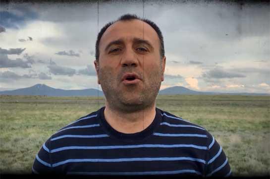 Рубен Мхитарян: А кто сказал, что мы только один раз можем освободить нашу землю …