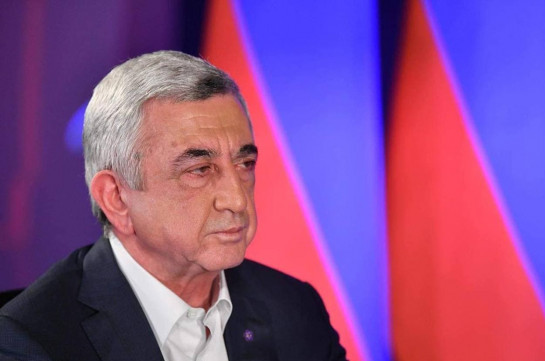 Let us be worthy of the memory of our heroes: Serzh Sargsyan on Victory and Peace Day